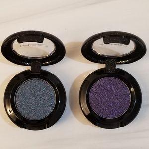 BNIB MAC Pressed Pigment Duo